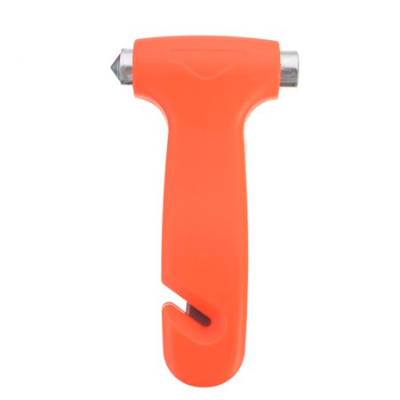 Car Hammer Emergency Safety Escape Tool Glass Window Breaker Belt Cutter Tool Stainless hammer tool Steel