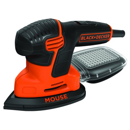 BLACK+DECKER Mouse Detail Sander, BDEMS600