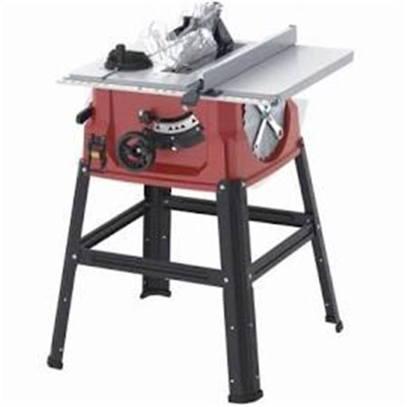 Intradin Import & Export 235458 15A 10 in. Table Saw with Stand