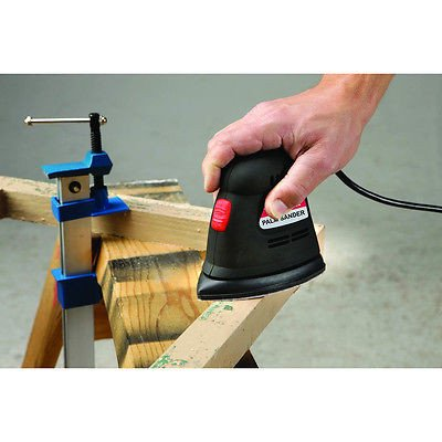 Electric Hand Grip Palm Power Sander