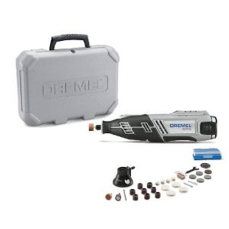 Dremel 8220-1/28 Series High Performance 12V Cordless Lithium-Ion Rotary Tool Kit