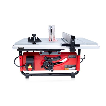 General International Ts4003 10-Inch Benchtop Table Saw, Commercial